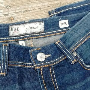 Bke Addison Skinny 28 X 31 1/2